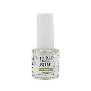 Gelish gel soak off mini nourish - óleo para cutículas 9ml