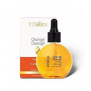 Óleo de cutículas de laranja 75ml Kinetics
