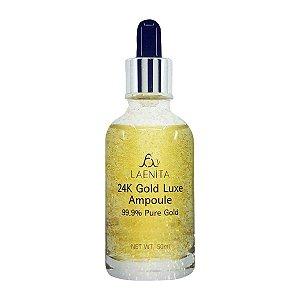 24k Gold Luxe Ampoule Laenita