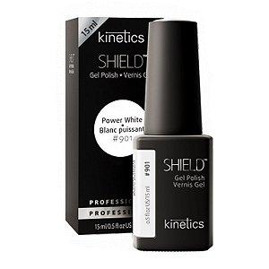 Shield Gel Polish Power White #901
