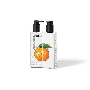 Hidratante para Mão e Corpo Kinetics Laranja e Sândalo 250ml