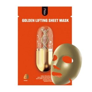 Mascara Facial Coreana Nohj Nohj Golden Lifting Sheet Mask - 28g
