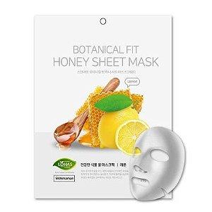 Máscara Facial Coreana Nohj Botanical Fit Limão e Mel
