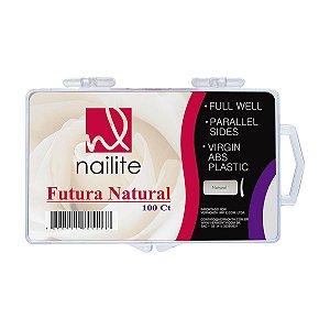 Tips Transparente Nailite 100 un.