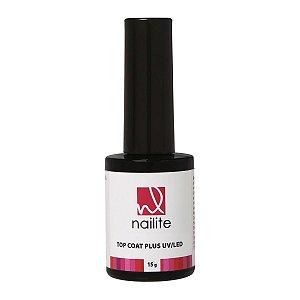 Top Coat Plus UV/LED Nailite 15ml