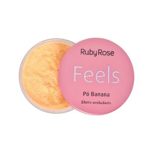 Pó Banana Ruby Rose