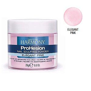 Pó acrílico elegant pink 028g Harmony