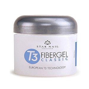 Gel T3 fiber pink 28g Cuccio