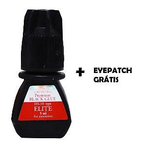 Cola Elite Premium HS-10 Volume Russo 5ml + Eye Patch Grátis