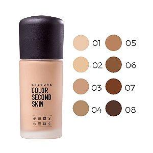 Base Color Second Skin Beyoung 30C 30GR