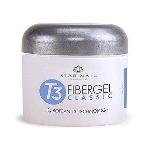 Gel t3 fiber 1oz clear
