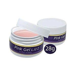 Pink gel l.u2 33g Piu Bella