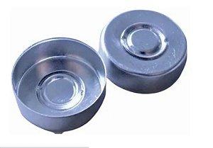 Lacre De Aluminio Para Frasco De Penicilina Pct 100 Ronialzi