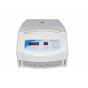 Centrífuga Clinica - Digital Rotor para 30 tubos de 7ml e 5ml de Ângulo Fixo