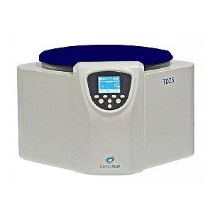 Centrifuga Digital De Bancada - Rotor Para 4 Tubos De 100Ml Centrilab