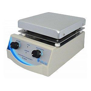 Agitador Magnético Com Aquecimento Analógico 10L - 220V Global