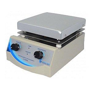 Agitador Magnético Com Aquecimento Analógico 20L - 220V Global