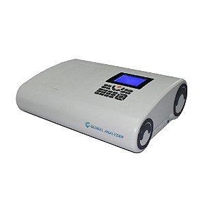 Espectrofotômetro Digital Duplo Feixe Uv-Visível Faixa 190-1100Nm C/ Software Global