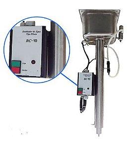 Destilador De Água Tipo Pilsen Em Aço Inox 10L/H 220V