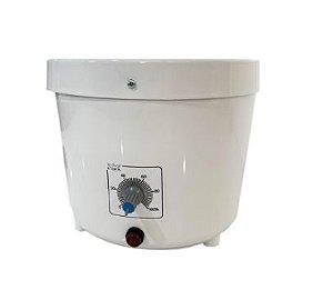 Manta Aquecedora Para Balão De Fundo Redondo Ou Chato Com Regulador De Temperatura 350°C Até CAP 2000ML RC LABOR