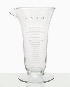 Calice De Vidro Graduado 125ml Ronialzi