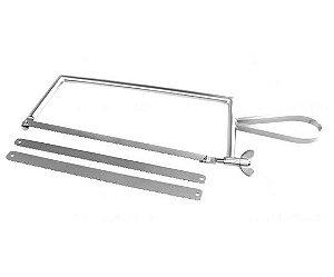 Serra Mathieu C/ 3 Laminas 20 Cm  - Abc Instruments