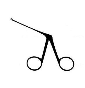 Pinça Para Biopsia Micro 8 Cm Curva / Esquerda Auricul - Abc Instruments