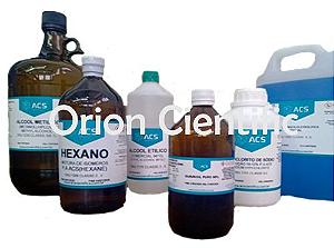 HEXANO-N 95% UV/HPLC -ESPECTROSCOPICO 1L ACS CIENTÍFICA