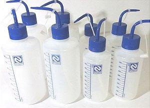 Pissete Plastico 250Ml Com Graduação - Nalgon