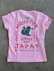 Camiseta Baby Look