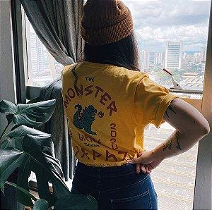 Camiseta Gojaira Amarela