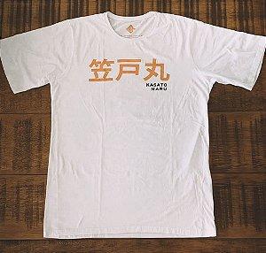 Camiseta Kasato Maru - Branca