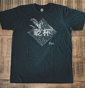 Camiseta Tsuru Preta