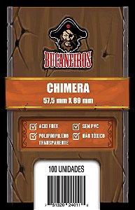 Sleeve Chimera (57,5x89) - Bucaneiros