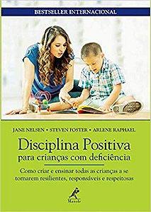 Disciplina Positiva para Crianças com Deficiência