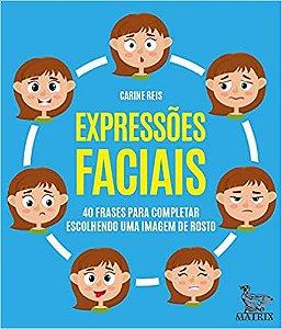 Expressões Faciais: 40 Frases Para Completar Escolhendo uma Imagem de Rosto