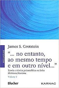 No Entanto, Ao Mesmo Tempo e Em Outro Nivel: Vol. 1 - Teoria e Tecnica Psicanalitic