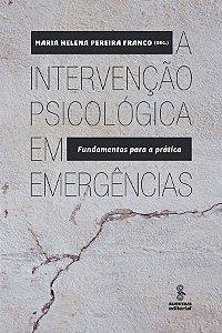 Intervencao Psicologica Em Emergencias, A