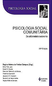 Psicologia Social Comunitaria - 18 Ed