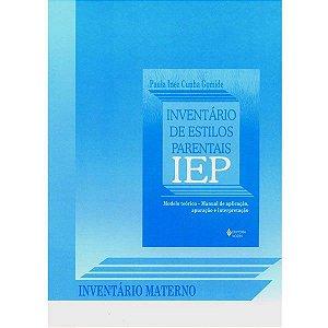 Iep - Inventario Materno