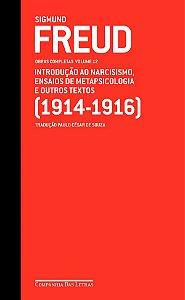 Freud Obras Completas (1914-1916) - Vol. 12