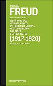 Freud Obras Completas (1917-1920) - Vol. 14