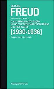 Freud Obras Completas (1930-1936) - Vol. 18