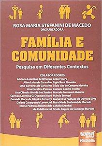 Familia e Comunidade - Pesquisa Em Diferentes Contextos