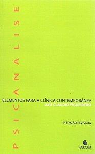 Psicanalise - Elementos Para a Clínica Contemporânea