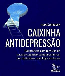 Caixinha Antidepressao - 100 Praticas Com Tecnicas de Terapia Cognitivo-comporta