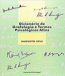 Dicionario de Grafologia e Termos Psicologicos Afi