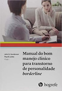 Manual do Bom Manejo Clinico Para Transtorno de Personalidade Borderline