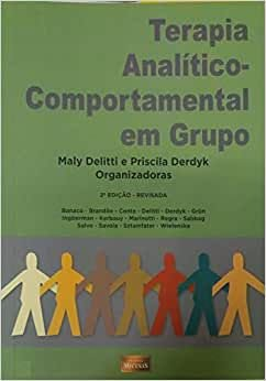 Terapia Analitico-comportamental Em Grupo  -  2 Ed. Revisada