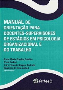 Manual de Orientação para Docentes-supervisores de Estagios em Psicologia